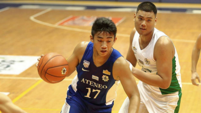 Shaun Ildefonso, son of PBA great Danny I, commits to Ateneo Blue Eagles