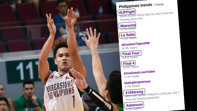 396a4a670ee UP Basketball 3: New Age of WINNING MAROONS - Page 2 — PinoyExchange.com