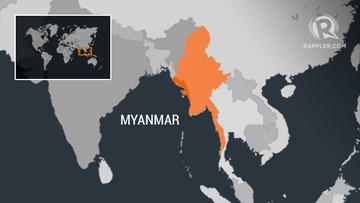 9 cops killed in attack in Myanmar's Rakhine