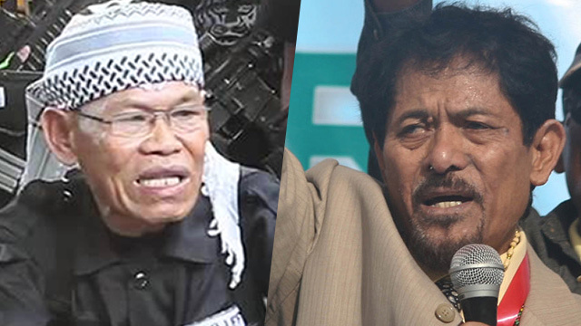 nur misuari founding leader and 2001 misuari rebellion commanders and leaders gloria macapagal arroyo: nur misuari: casualties and nur misuari signed a peace agreement with the philippine.