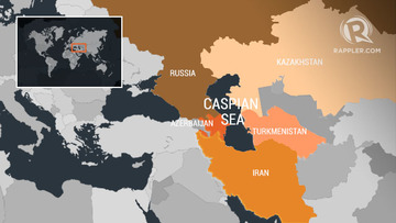 5 Caspian Sea states sign landmark convention