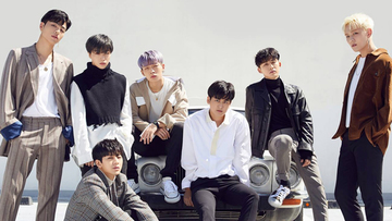 Get ready? Showtime! Meet K-pop group iKON