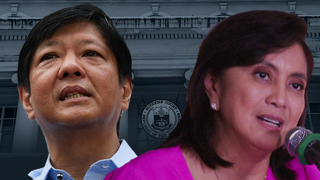 DOCUMENT: SC asks Robredo, Marcos to comment on recount of votes in VP protest