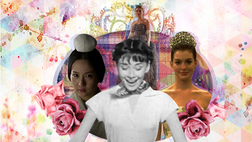 hallmark movie princess cut