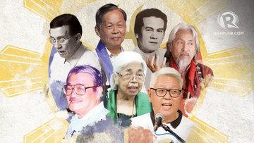 Duterte names 7 National Artists