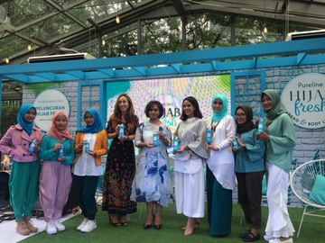 Unilever Indonesia Luncurkan Hand Body Lotion Hijab Fresh