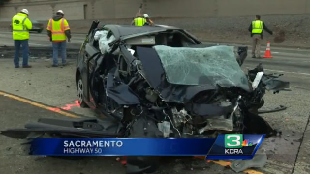 News On Car Accidents In California