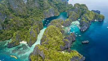 El Nido To Resolve Overcrowding In Small Big Lagoons