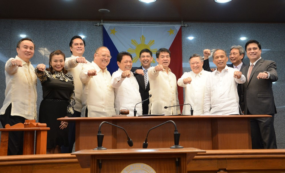 LIST: CA confirms 14 Cabinet officials in 1st 6 months of Duterte