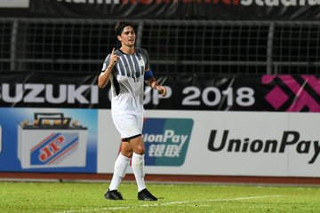 df89cf04b Phil Younghusband returns to Gelora Bung Karno Stadium to play an Indonesia  team