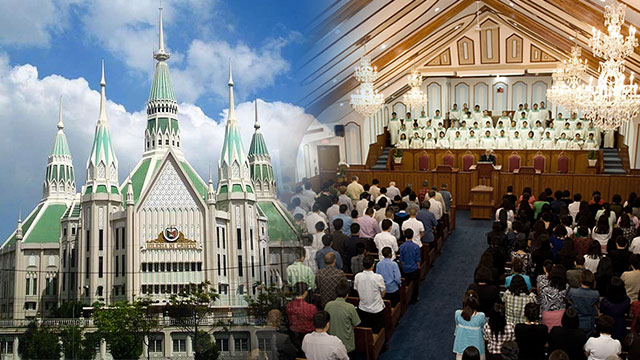Iglesia ni cristo dating non members