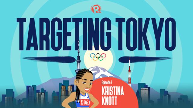 [PODCAST] Targeting Tokyo: Kristina Knott