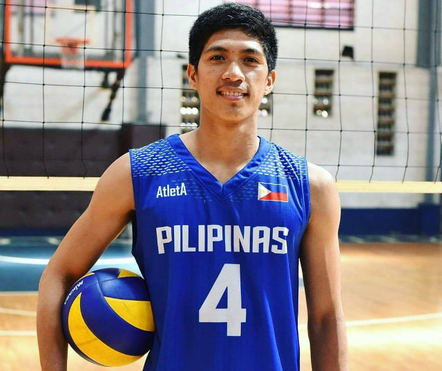 Volleyball player Greg Dolor to miss SEA Games due to hand injury