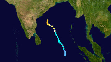 India braces for cyclone, puts navy on alert