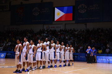 fa8ccb1a92d The Philippines topped the men s basketball event once again. Photo by Singapore  SEA Games Organising