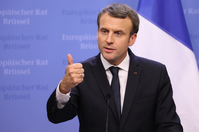 Emmanuel Macron Birthday News And Updates Rappler