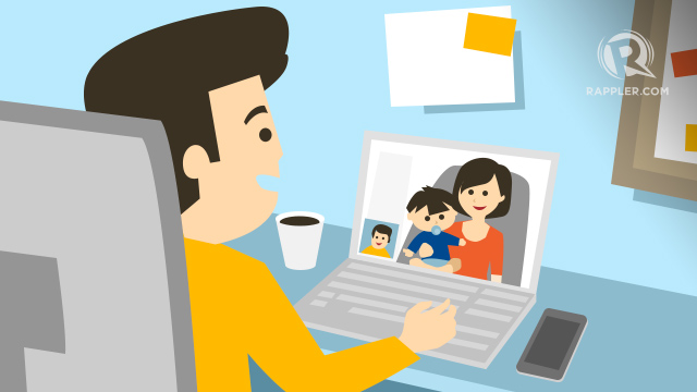 Be Part Of Your Family S Milestones Tips For Ofw Parents