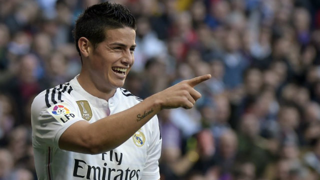 Footballer James Rodriguez Voted Ideal Lover For Extra Marital Affair