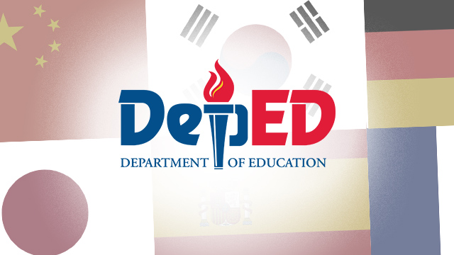 What you need to know about DepEd's foreign language electives