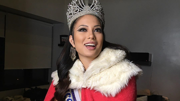 LOOK: Isabelle Daza dresses up as her mom, Miss Universe