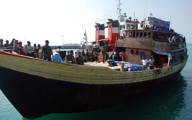 refugee seekers