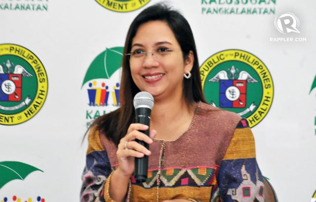 Aquino picks Garin as permanent DOH chief