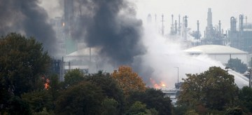 1 killed, 6 missing in blast at German chemical plant – BASF