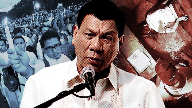 Int'l Criminal Court takes 1st step in probe into Duterte drug war