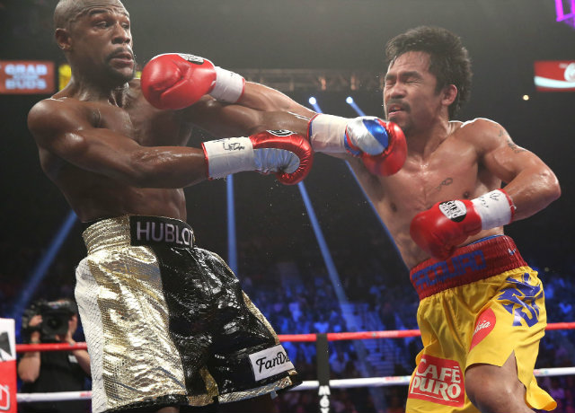 manny pacquiao says fight with mayweather to be finalized this week