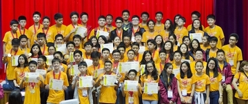 50dc1abb8d3b Philippine students reap medals at the International Mathematics Wizard  Challenge in Hong Kong from