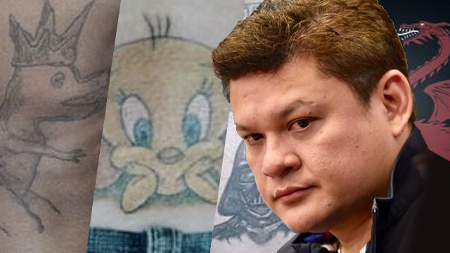 The Boy With The Drogang Tattoo Netizens Share Paolo Duterte Memes