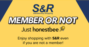 Here's one way to shop at S&R even without a membership