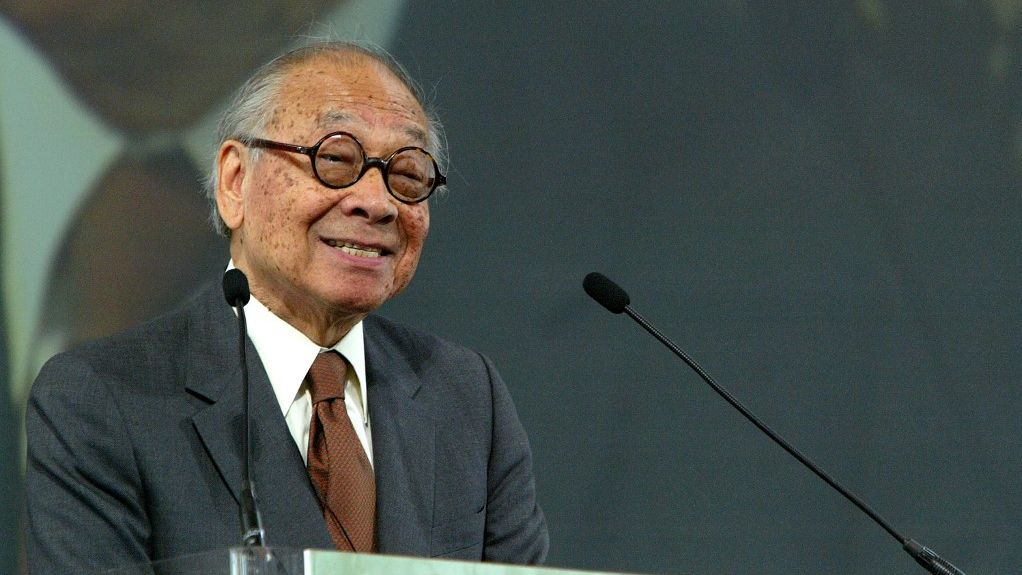 I.M. Pei, pillar of modern architecture, dies at 102