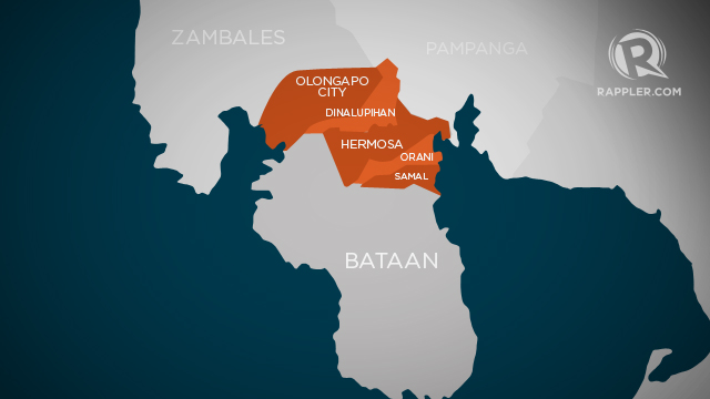 Olongapo Philippines Map.Olongapo City News And Updates Rappler