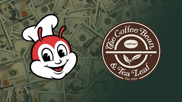 Philippines' Jollibee buying U.S. firm Coffee Bean for $100 million
