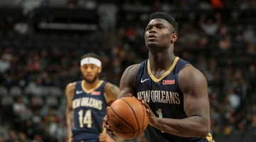 Zion Williamson Positive About A Healthy Return To Pelicans