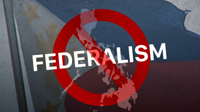 Why Federalism Is Not The Answer