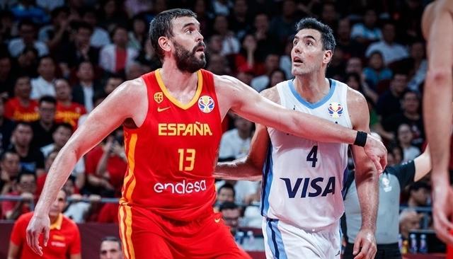 Spain trounces Argentina to recapture FIBA World Cup crown