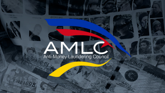TERROR MONEY. The Anti Money Laundering Council (AMLC) puts focus on investigating terrorism financing as they probe assets of the Maute terror group.