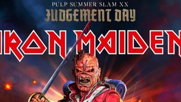 Pulp Summer Slam 2020.Iron Maiden Is Coming To Manila