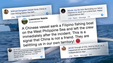 Not a friend': Netizens hit China over sinking of Philippine