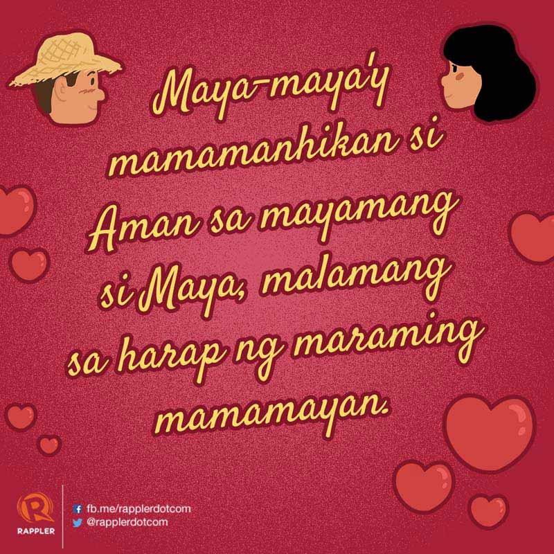 Kakayanin mo ba ang kakaibang Tagalog tongue twister challenge?