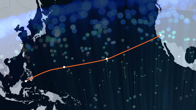 Globe launches $250-million SEA-U.S. undersea cable system