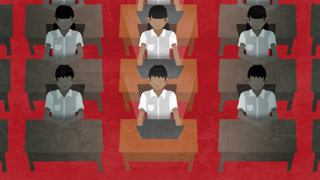 Opinion Mass Promote Now No Student Should Be Left Behind