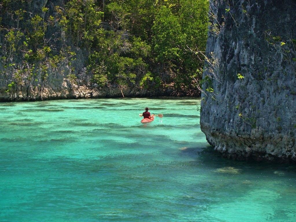 Pulau Batanta menyediakan desa wisata. Foto dari triptrus/IDN Times