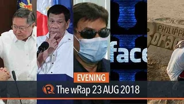 Federalism, Duterte on Ampatuan, Boracay opening | Evening wRap