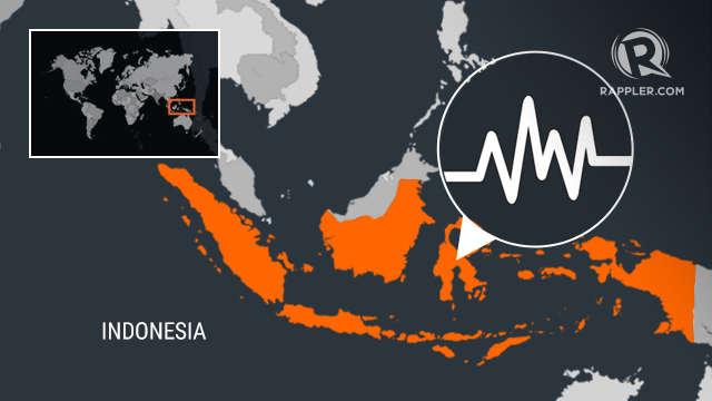 IMG INDONESIA EARTHQUAKE