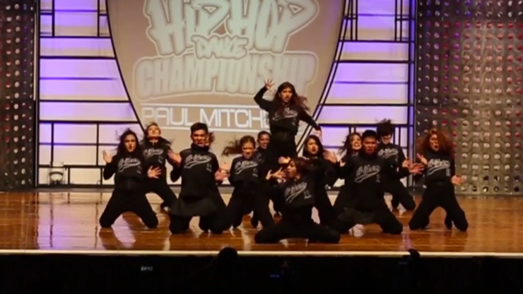 Hip hop world competition