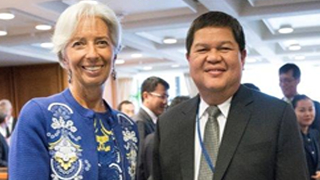 Philippines pledges $1 billion to IMF emergency fund