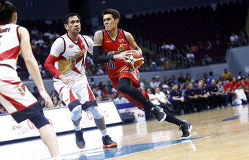 Raymond Almazan suspended, to miss rest of Governors' Cup
